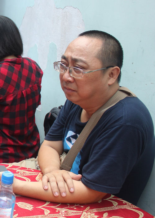 Bằng Kiều bồi hồi viếng nhạc sĩ Nguyễn Ánh 9 - 13