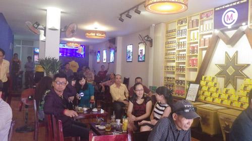 Mê Trang rộn ràng khai trương chi nhánh miền Nam & quán M-café Bùi Viện - 2