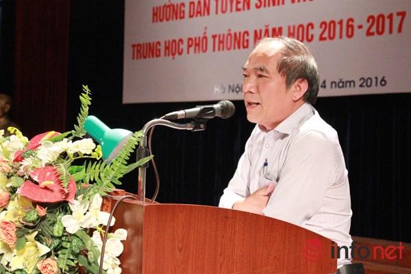 Học sinh HN kiểm tra khảo sát Văn, Toán trước khi tham gia kỳ thi THPT - 2