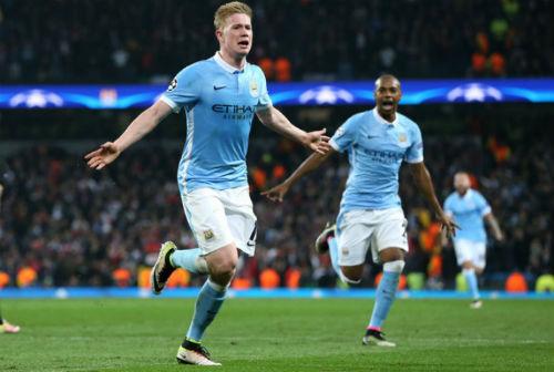 """Tiết lộ: Man City mất 1 tỷ bảng """"săn vé"""" bán kết C1 - 1"""