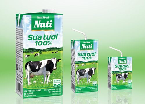 Cao nguyên Gia Lai - nơi ra đời dòng Sữa tươi Nuti 100% thơm ngon - 2