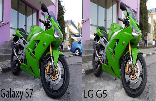 So sánh camera của Galaxy S7 với LG G5 - 2