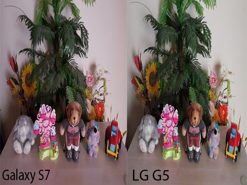 So sánh camera của Galaxy S7 với LG G5 - 3