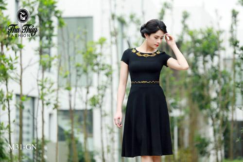 """Thu Thủy Fashion ra mắt BST hè 2016 """"Gọi nắng"""" - 11"""