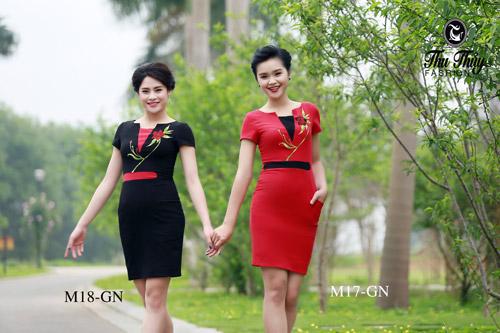 """Thu Thủy Fashion ra mắt BST hè 2016 """"Gọi nắng"""" - 14"""