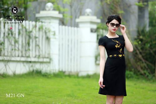 """Thu Thủy Fashion ra mắt BST hè 2016 """"Gọi nắng"""" - 15"""