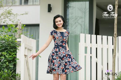 """Thu Thủy Fashion ra mắt BST hè 2016 """"Gọi nắng"""" - 3"""
