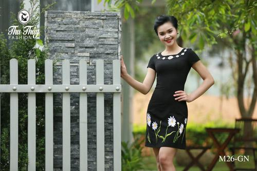 """Thu Thủy Fashion ra mắt BST hè 2016 """"Gọi nắng"""" - 7"""