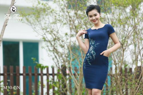 """Thu Thủy Fashion ra mắt BST hè 2016 """"Gọi nắng"""" - 9"""