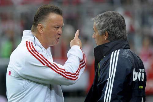 "Báo Anh: MU 100% ""trảm"" Van Gaal, mời Mourinho - 1"
