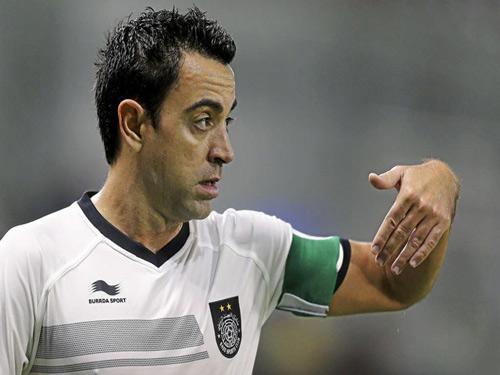 """Xavi lên tiếng vụ nói Ronaldo """"thiếu thông minh"""" - 1"""