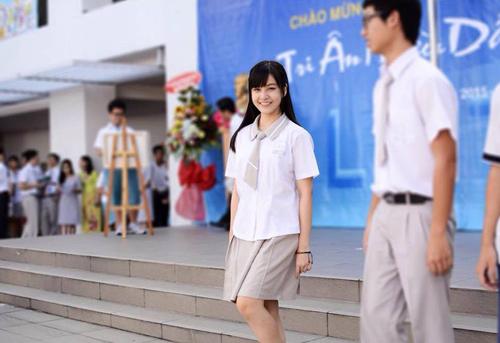 Nữ sinh 16 tuổi Việt Nam tham dự lãnh đạo trẻ thế giới - 2