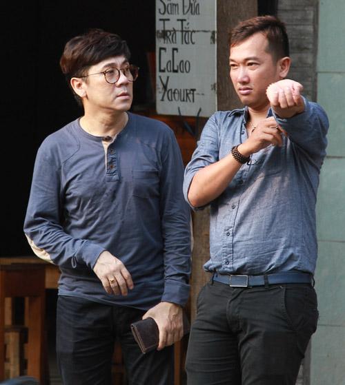 Bằng Kiều bồi hồi viếng nhạc sĩ Nguyễn Ánh 9 - 9