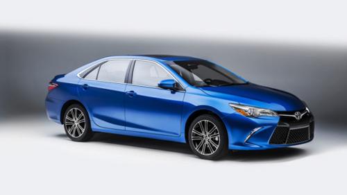 Toyota triệu hồi gần 60 nghìn xe Camry và Avalon - 1