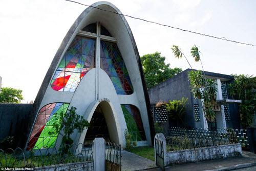 Nghĩa địa siêu sang dành cho người giàu ở Philippines - 3