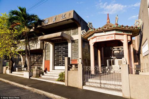 Nghĩa địa siêu sang dành cho người giàu ở Philippines - 5