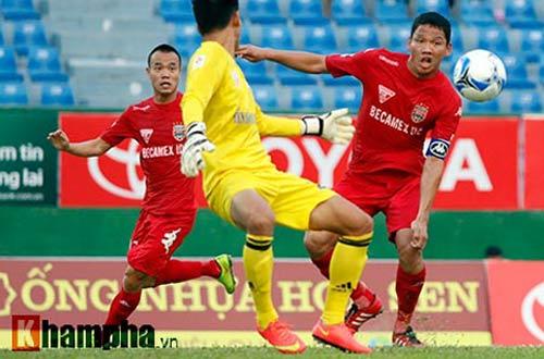Ket Binh Duong vs Khanh Hoa - 1