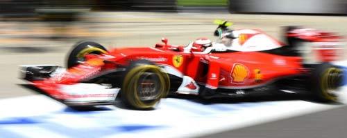 Chạy thử Chinese GP: Ferrari nhanh hơn Mercedes - 2