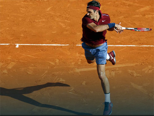 video Federer vs Tsonga - 1