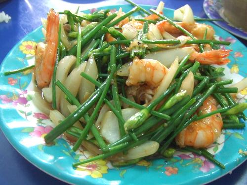 10 món ăn lạ miệng từ cây hẹ cực kỳ dễ làm - 1