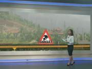 Tin tức trong ngày - Dự báo thời tiết VTV dịp Giỗ tổ: Trưa nắng nóng, chiều lốc tố