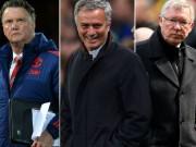 """Bóng đá - Báo Anh: MU 100% """"trảm"""" Van Gaal, mời Mourinho"""