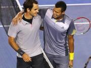 Thể thao - Chi tiết Federer - Tsonga: Giằng co từng game (KT)