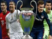 Bóng đá - Tổng quan bán kết cúp C1: Long tranh hổ đấu (Infographic)