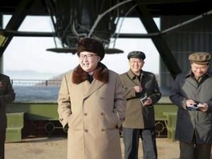 """HQ: Tên lửa đạn đạo tầm trung Triều Tiên bắn """"xịt"""""""