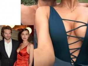 Irina Shayk khoe vòng 1 nóng bỏng bên người tình