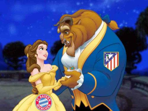 """Bayern gặp Atletico: """"Người đẹp"""" tái ngộ """"Quái vật"""" - 2"""
