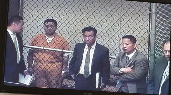 Minh Béo không nhận tội trong ngày đầu tiên ra tòa - 2