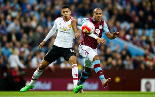 MU vs Aston Villa - 1