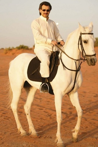 """Hoàng tử Ả Rập Saudi - tay chơi """"khét"""" nhất thế giới - 3"""
