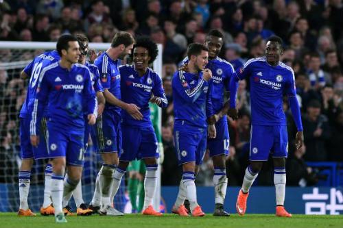 Chelsea vs Man City - 1