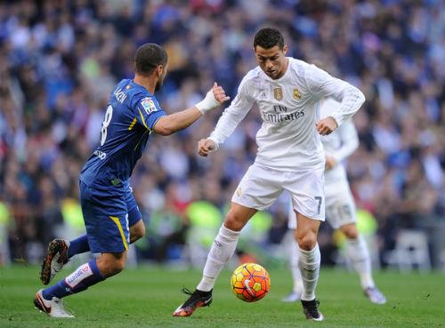 Getafe – Real Madrid: Thư giãn ở ngoại ô - 2