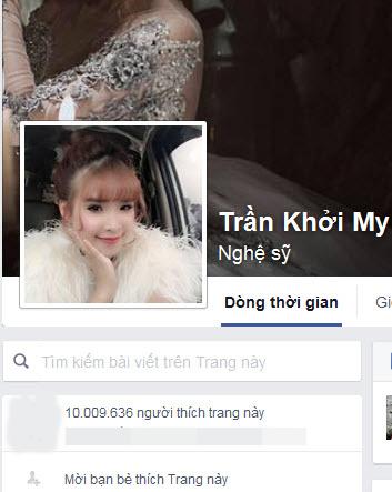 Nữ ca sĩ đông fan nhất mạng xã hội vượt cả Hoài Linh - 1