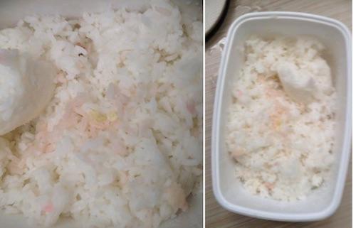 TPHCM: Phát hiện cơm trắng chuyển màu hồng sau… 1 giờ - 1
