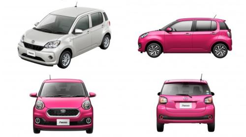 """Toyota ra mắt mẫu xe Passo """"lạ mắt"""", tiết kiệm nhiên liệu - 2"""