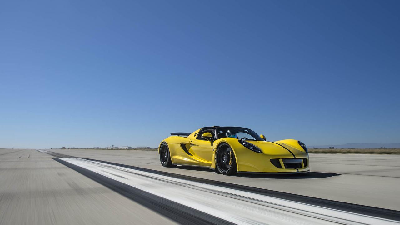 """Hennessey tung Venom GT Spyder """"siêu xe mui trần nhanh nhất thế giới"""" - 3"""