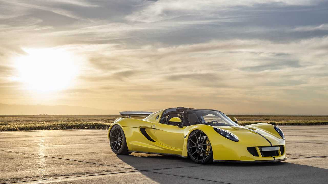 """Hennessey tung Venom GT Spyder """"siêu xe mui trần nhanh nhất thế giới"""" - 4"""