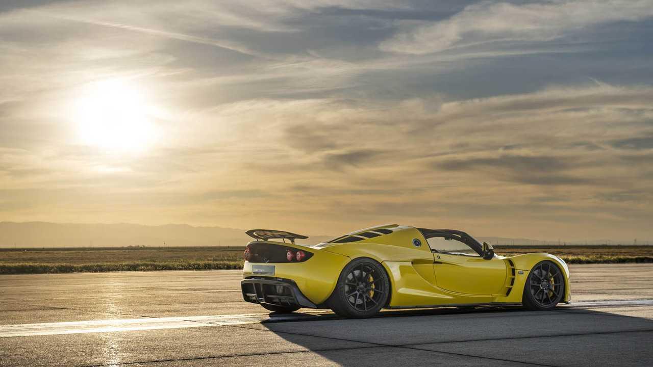 """Hennessey tung Venom GT Spyder """"siêu xe mui trần nhanh nhất thế giới"""" - 5"""