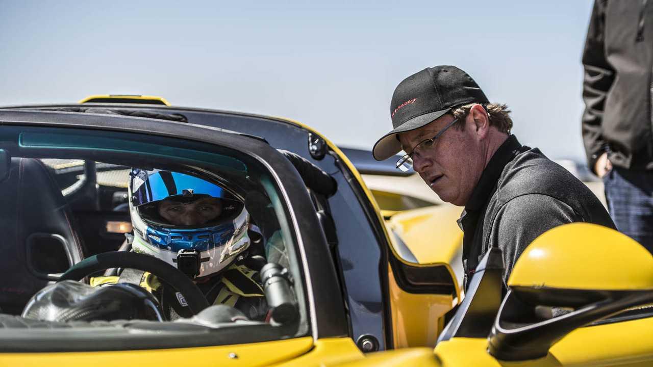 """Hennessey tung Venom GT Spyder """"siêu xe mui trần nhanh nhất thế giới"""" - 6"""