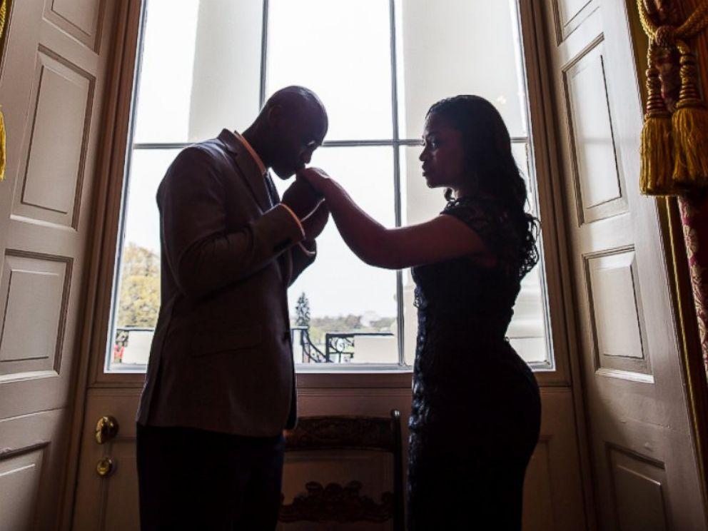 Ngỡ ngàng vì được cầu hôn bất ngờ giữa Nhà Trắng - 3