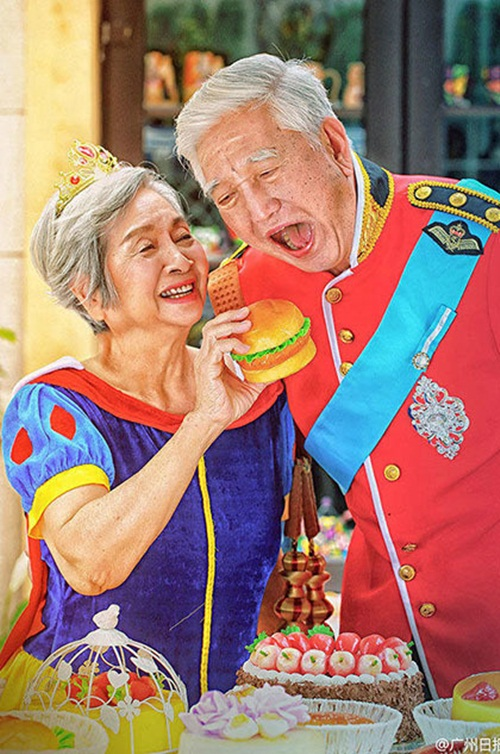 Ảnh cưới cosplay các bộ phim kinh điển của cặp đôi U90 - 2