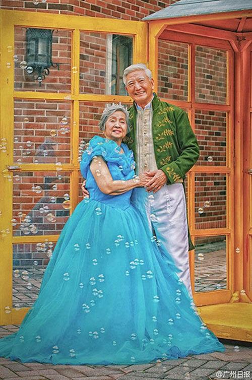 Ảnh cưới cosplay các bộ phim kinh điển của cặp đôi U90 - 9