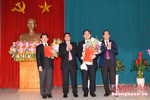 Nghệ An có tân Bí thư Tỉnh ủy 44 tuổi - 1