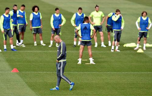 Chi tiết Getafe - Real Madrid: Ronaldo nhập tiệc muộn - 10