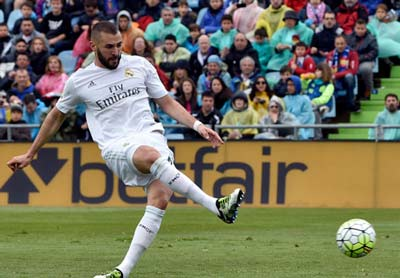 Chi tiết Getafe - Real Madrid: Ronaldo nhập tiệc muộn - 5