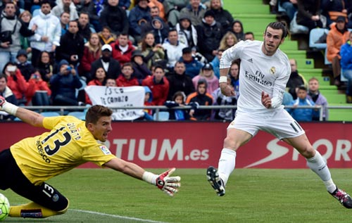 Getafe - Real Madrid: Cơn bão màu trắng - 2